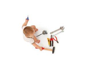Accident-baby